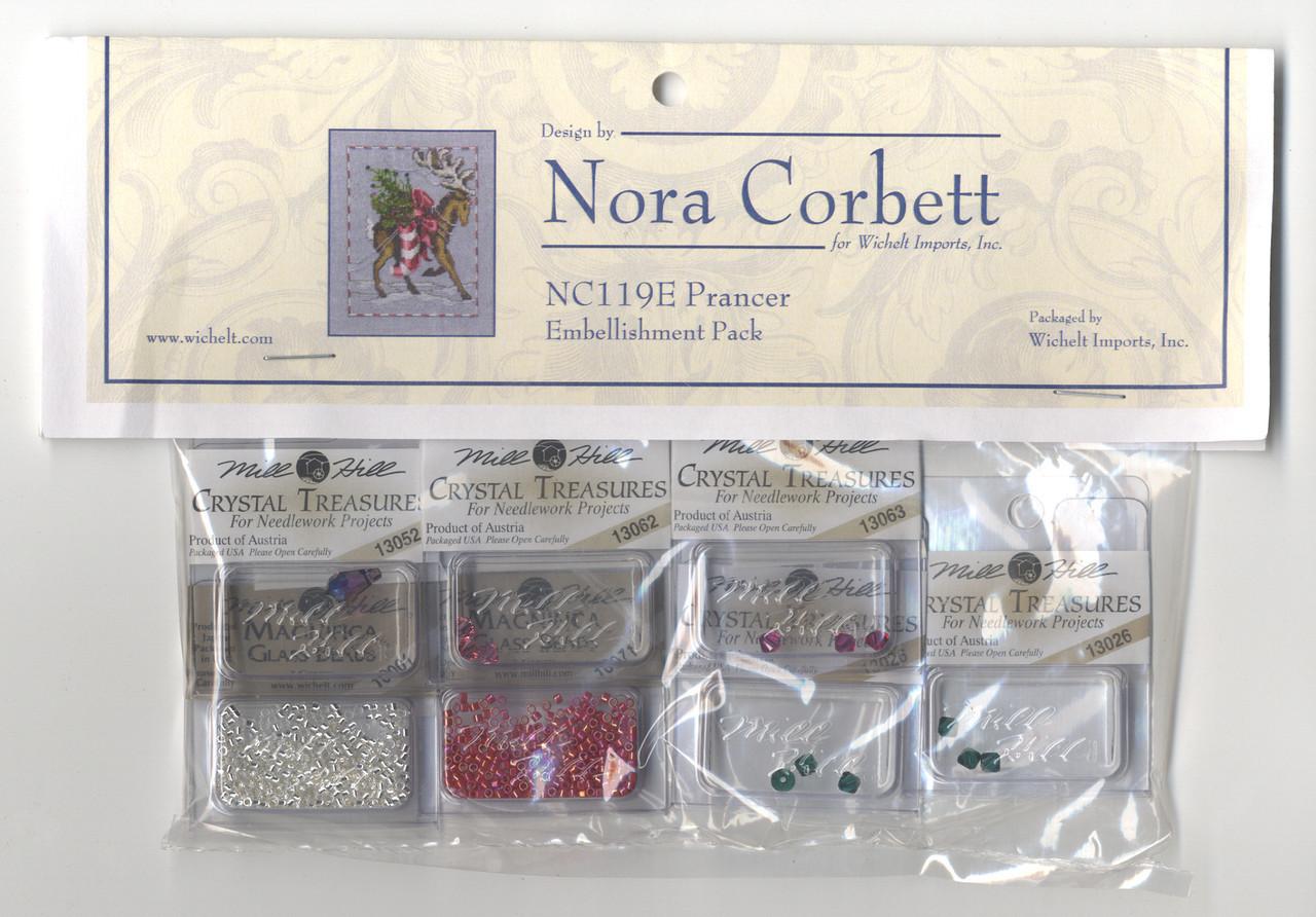 Nora Corbett Embellishment Pack - Prancer