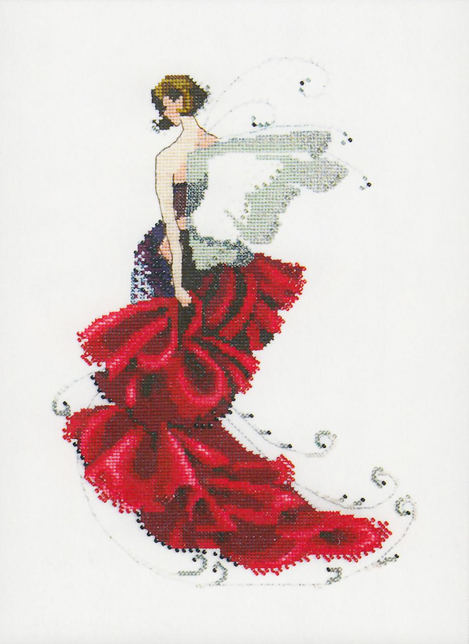 Nora Corbett Embellishment Pack - Poppy