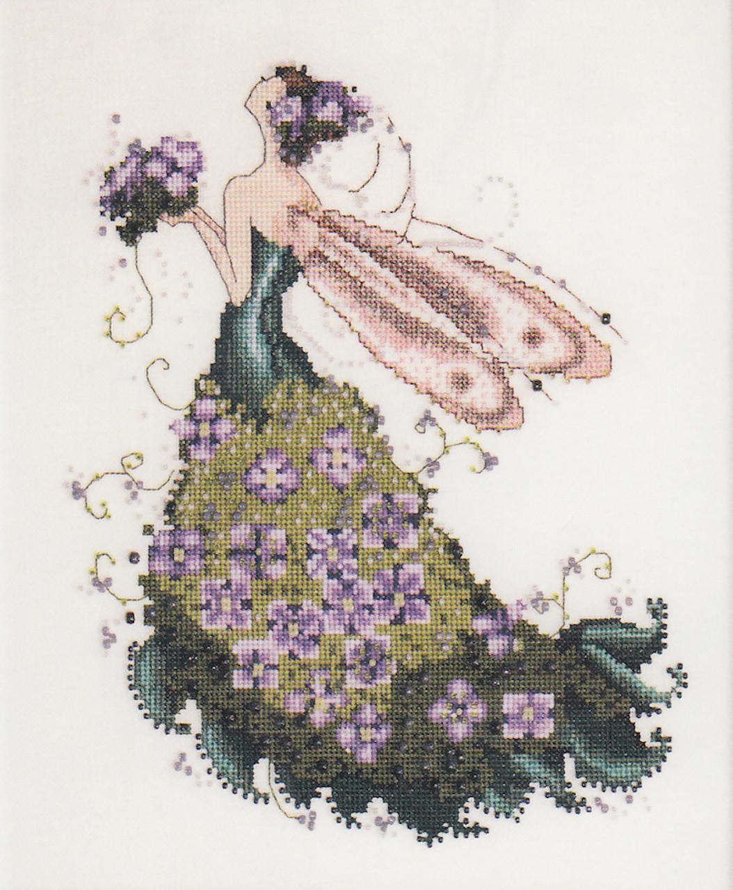 Nora Corbett Embellishment Pack - Lilac