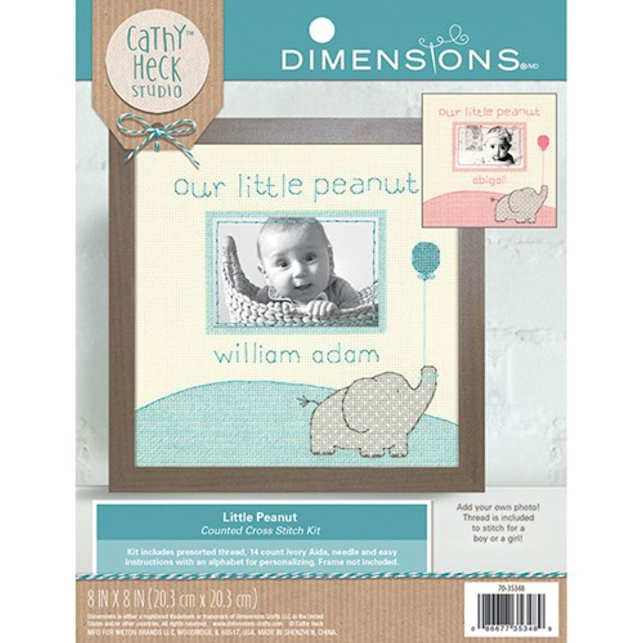 Dimensions - Little Peanut