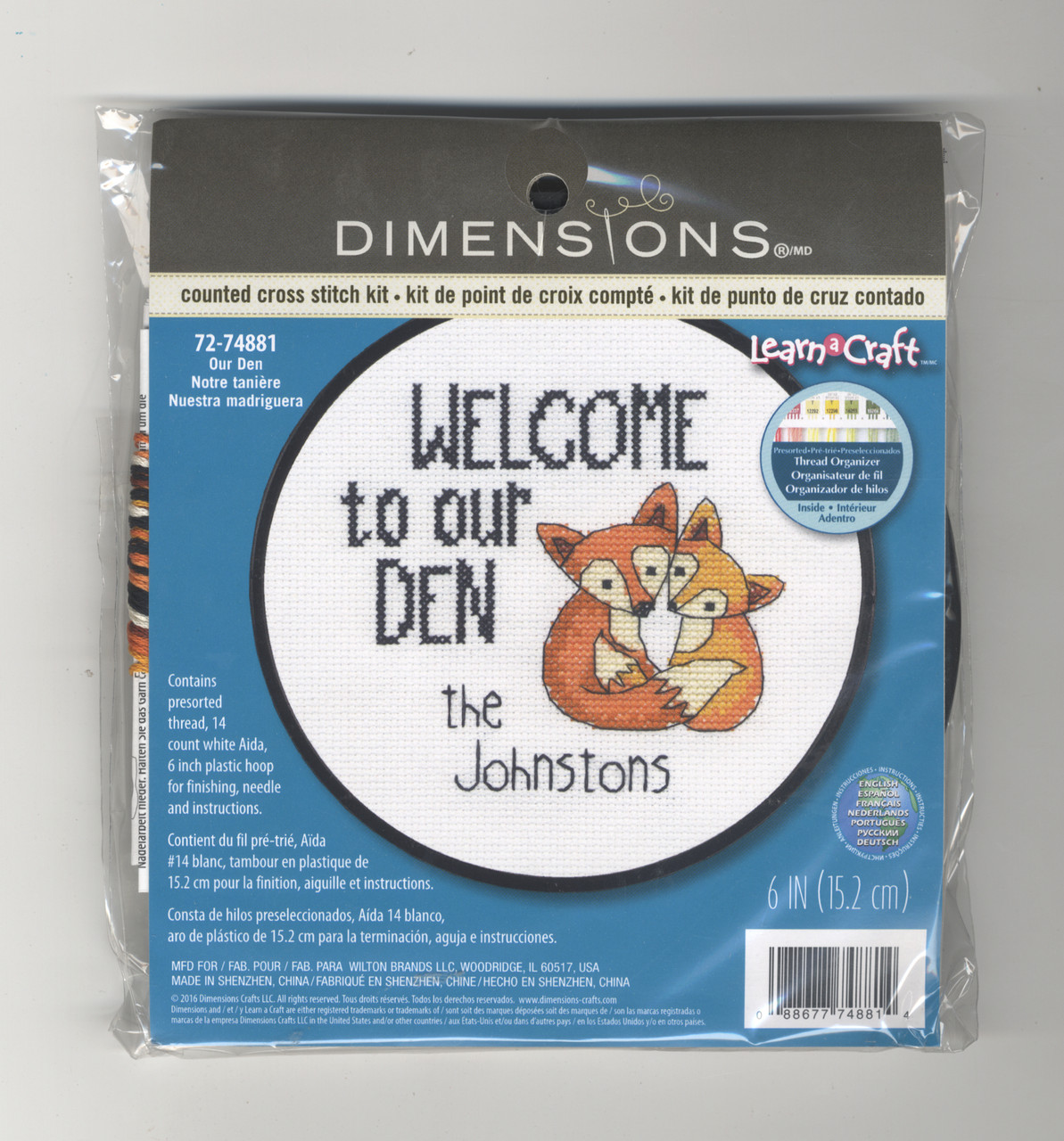 Dimensions Learn a Craft - Our Den