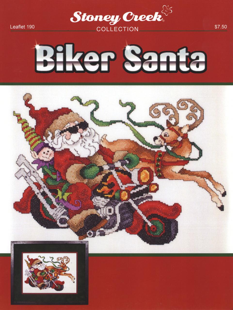 Stoney Creek - Biker Santa