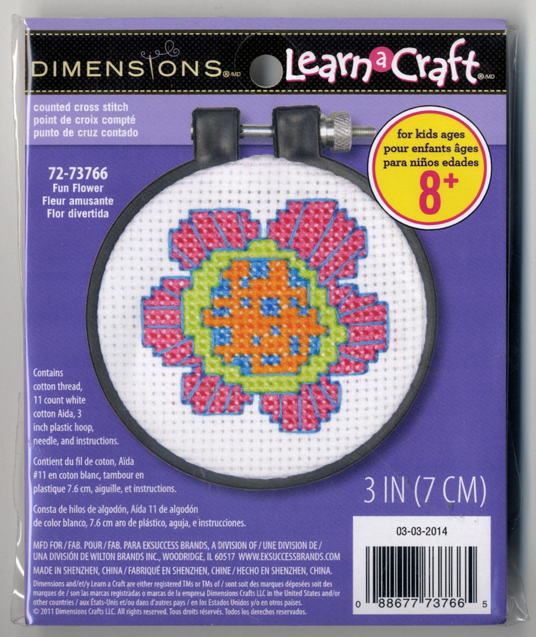 Dimensions Learn a Craft - Fun Flower