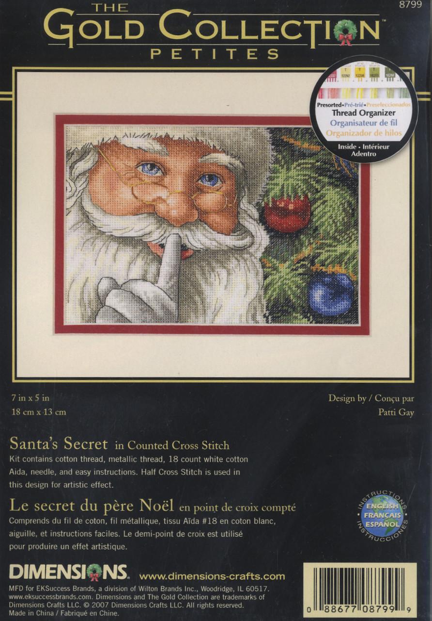 Gold Collection Petites - Santa's Secret