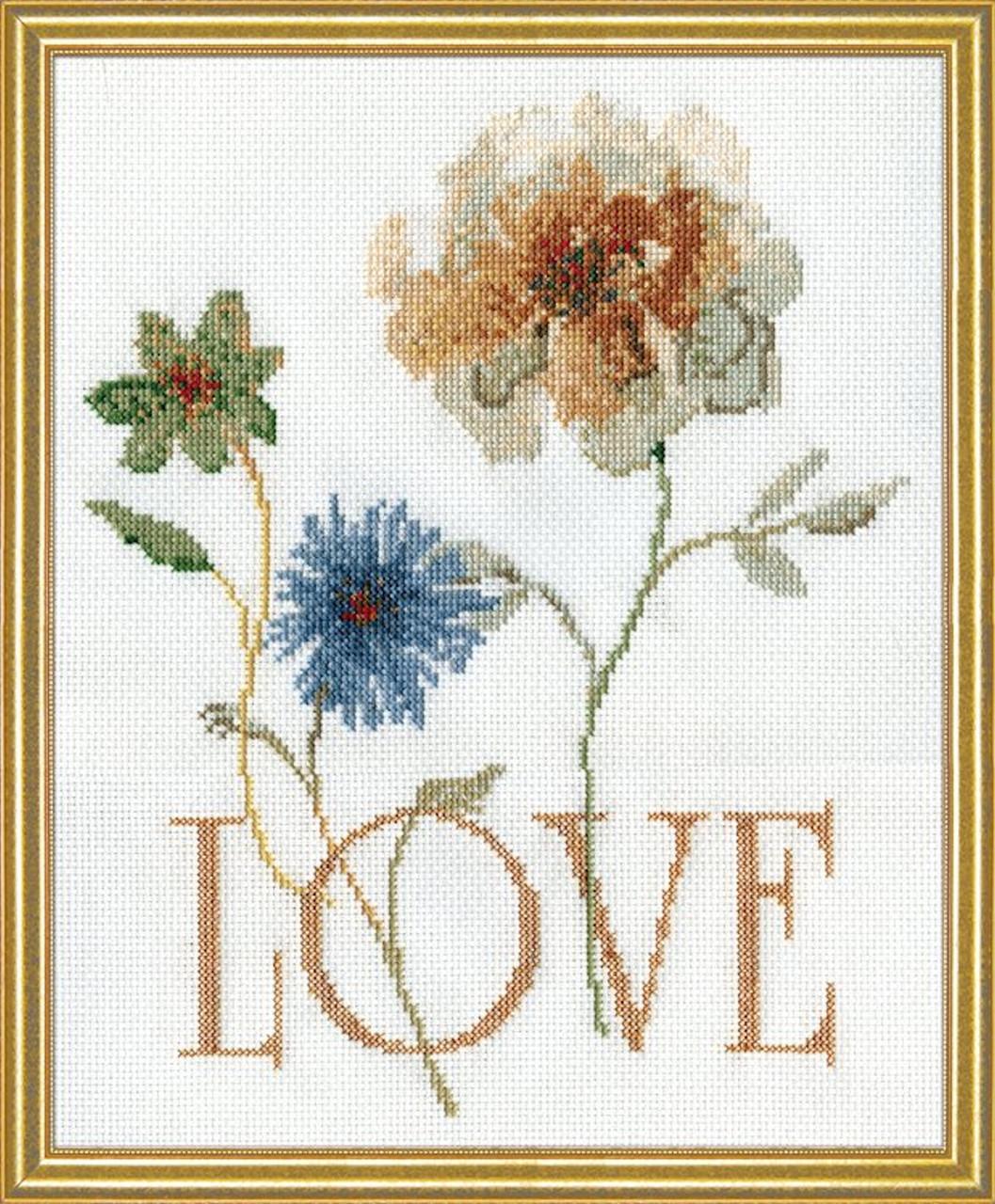 Design Works - Golden Love