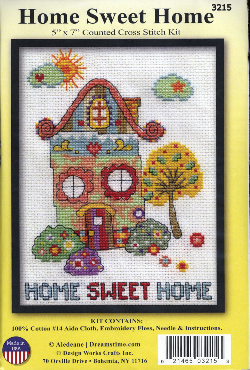 Design Works ~ Home Sweet Home