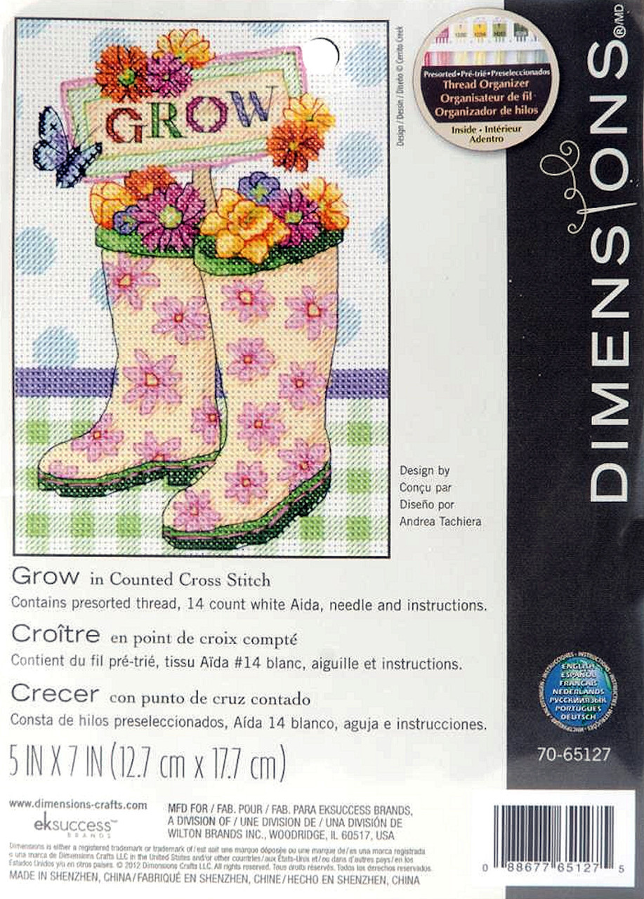 Dimensions Minis - Grow