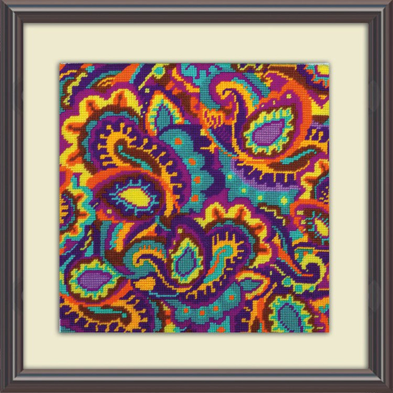 Design Works - Paisley Picture