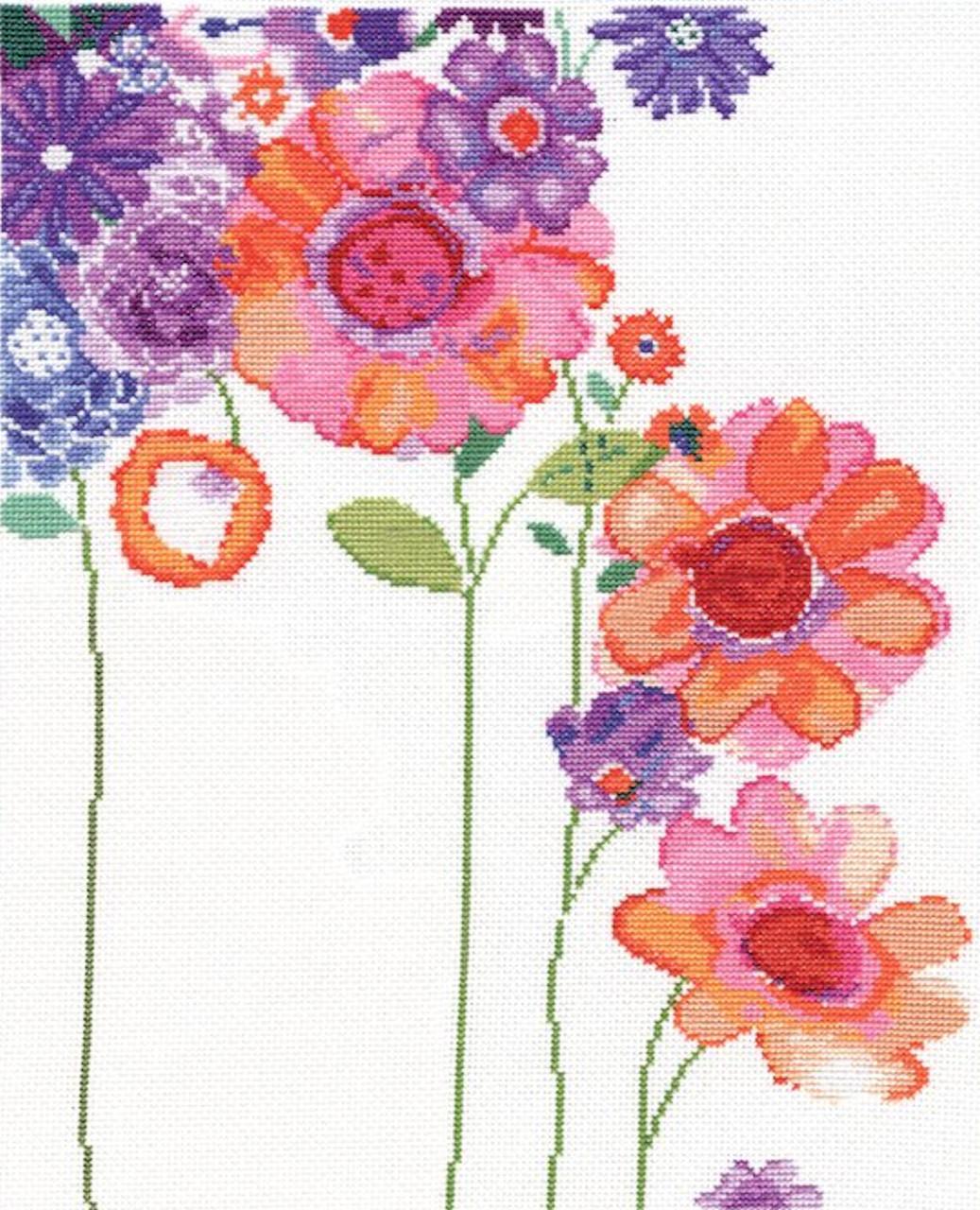 Design Works - Watercolor Garden
