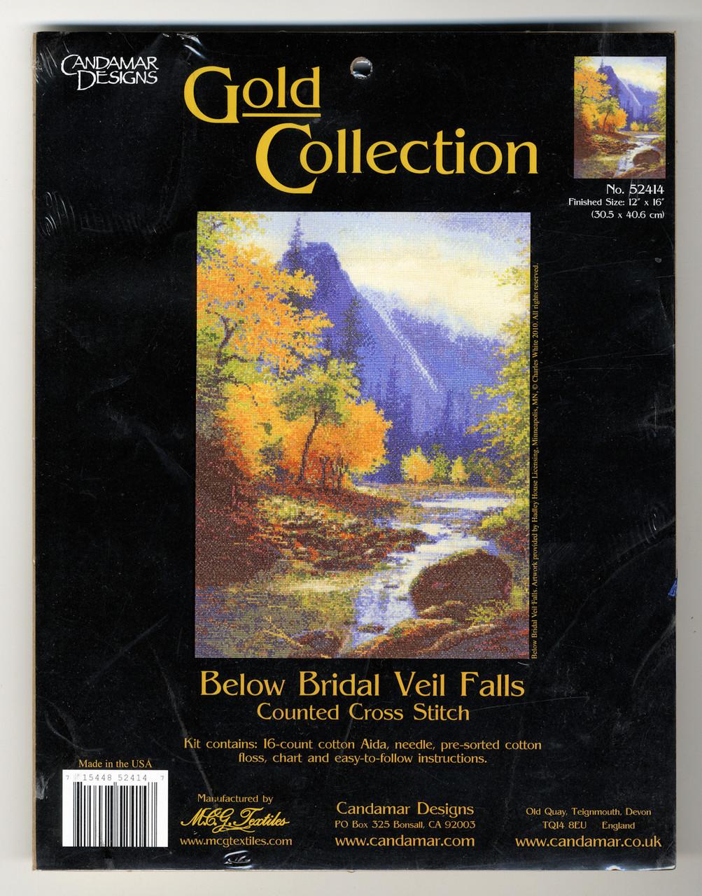 Gold Collection - Below Bridal Veil Falls