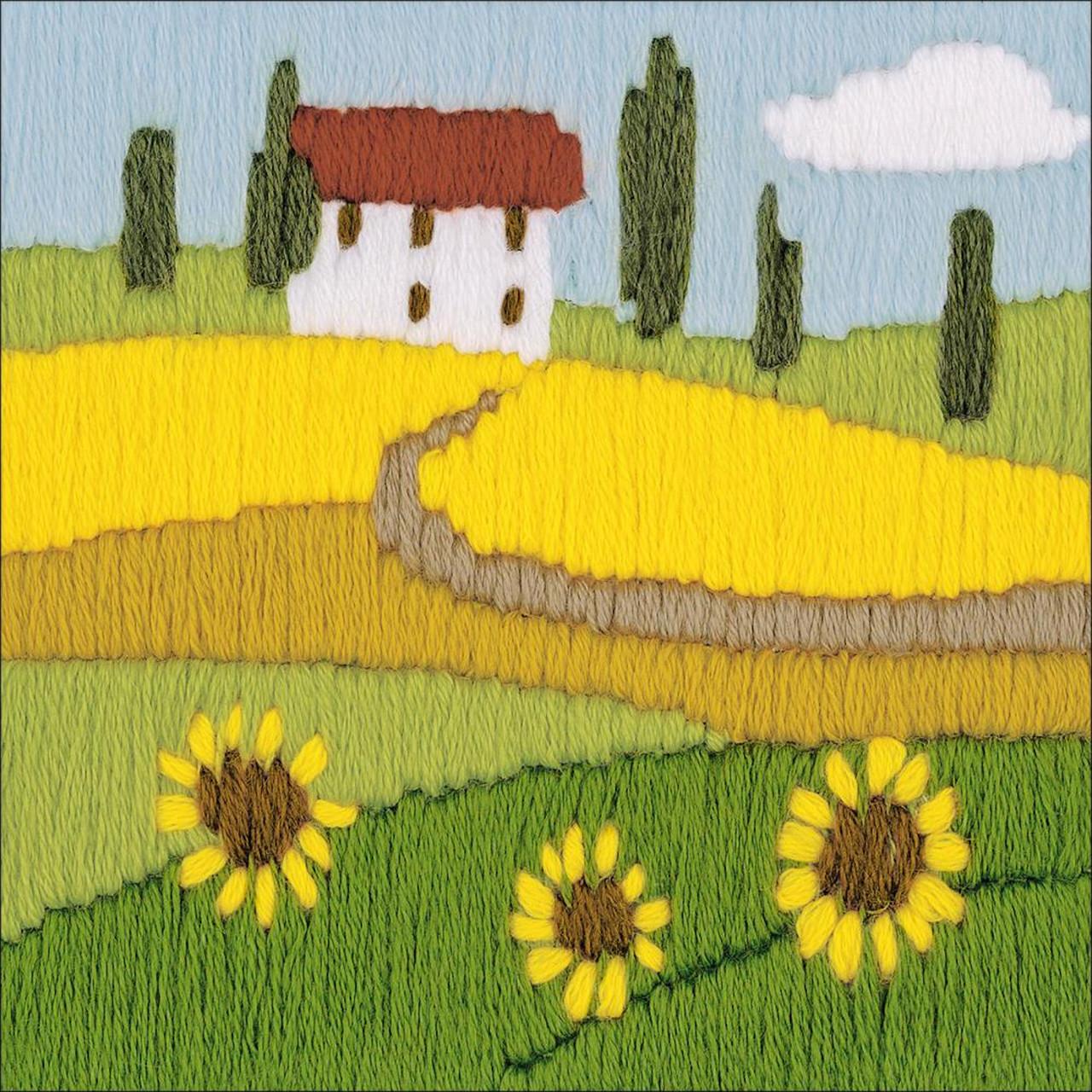 RIOLIS - Sunflowers