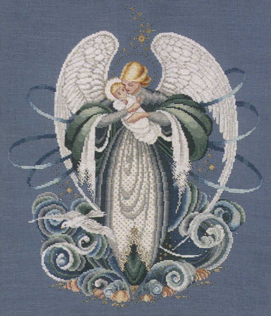 Lavender & Lace - Angel of the Sea