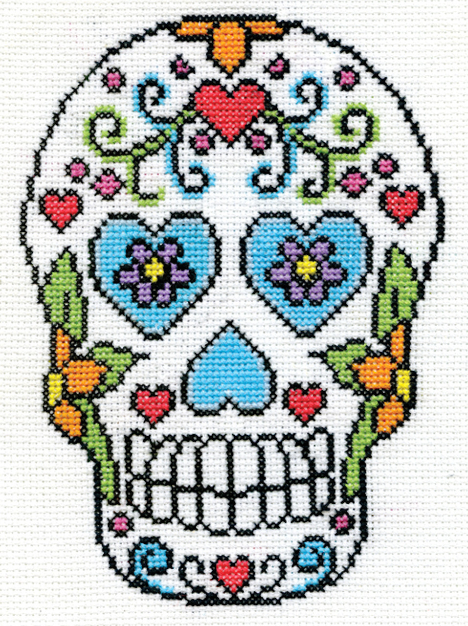 Design Works - Sugar Skull