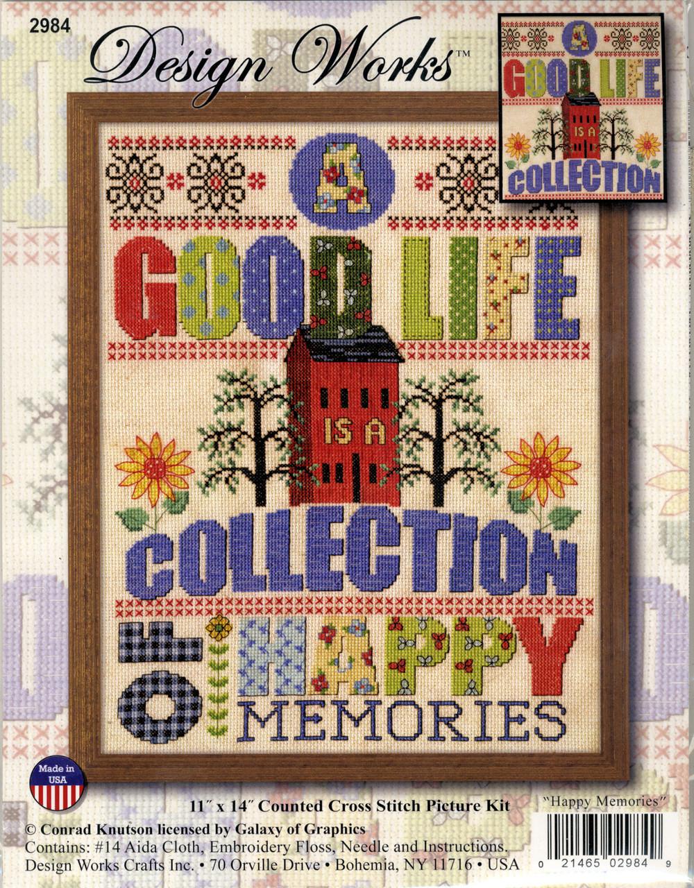 Design Works - Happy Memories