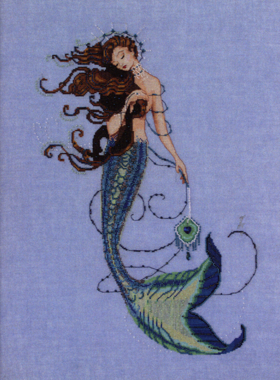 Mirabilia Embellishment Pack - Renaissance Mermaid