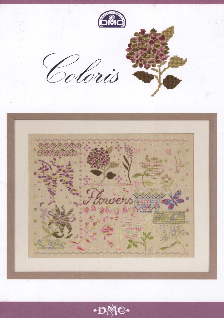 DMC Coloris - Flowers