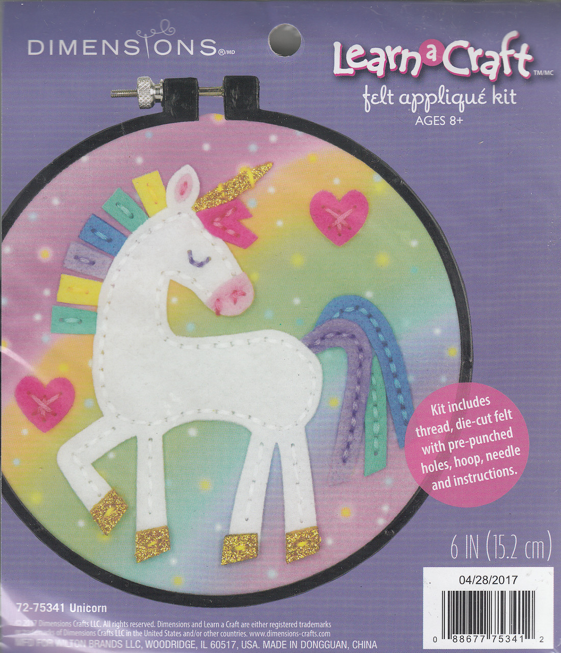 Dimensions Learn a Craft - Unicorn