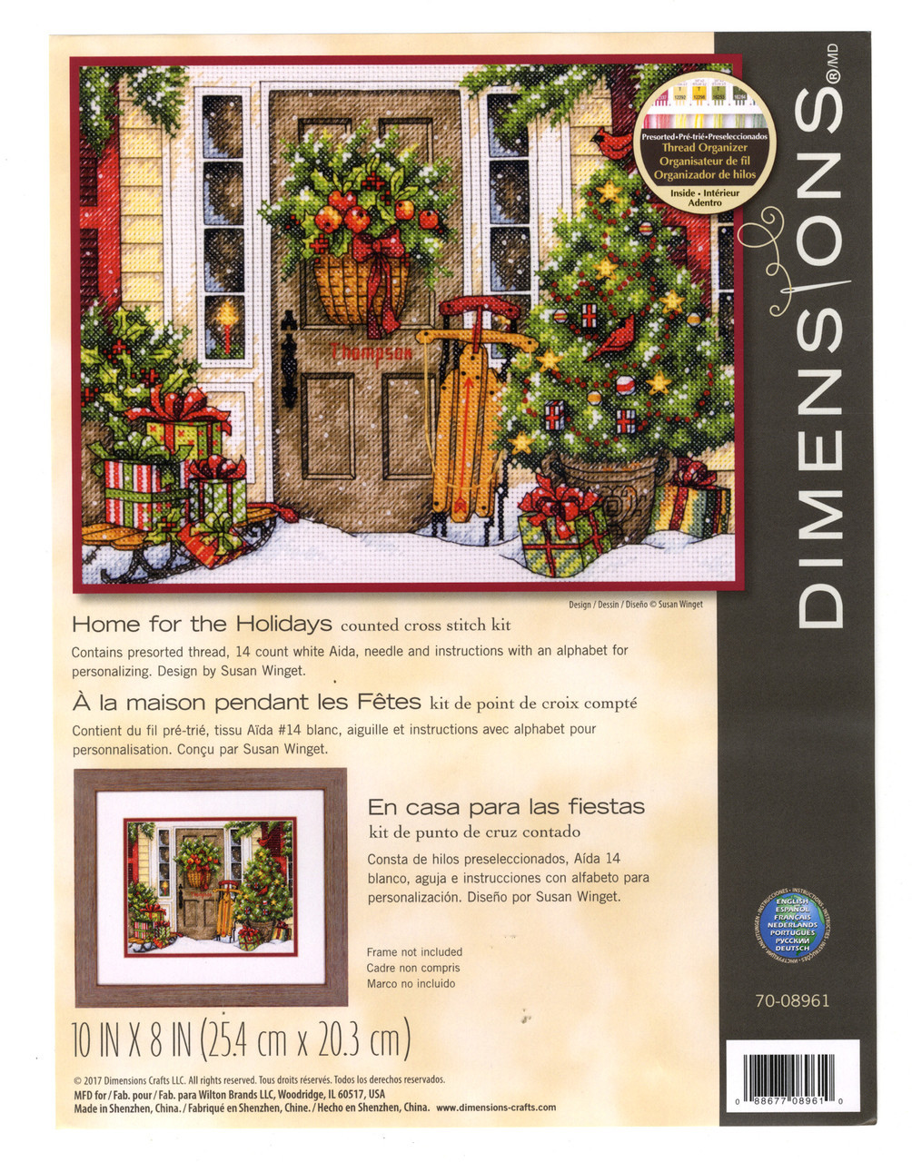 Dimensions -  Home for the Holidays