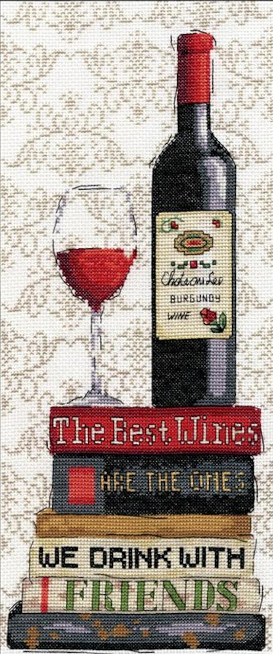 Design Works - Red Wine