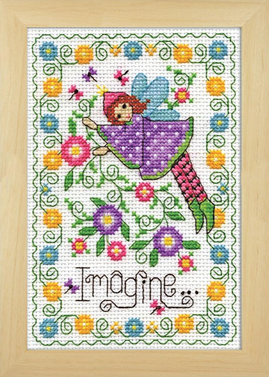 Design Works - Imagine Fairy