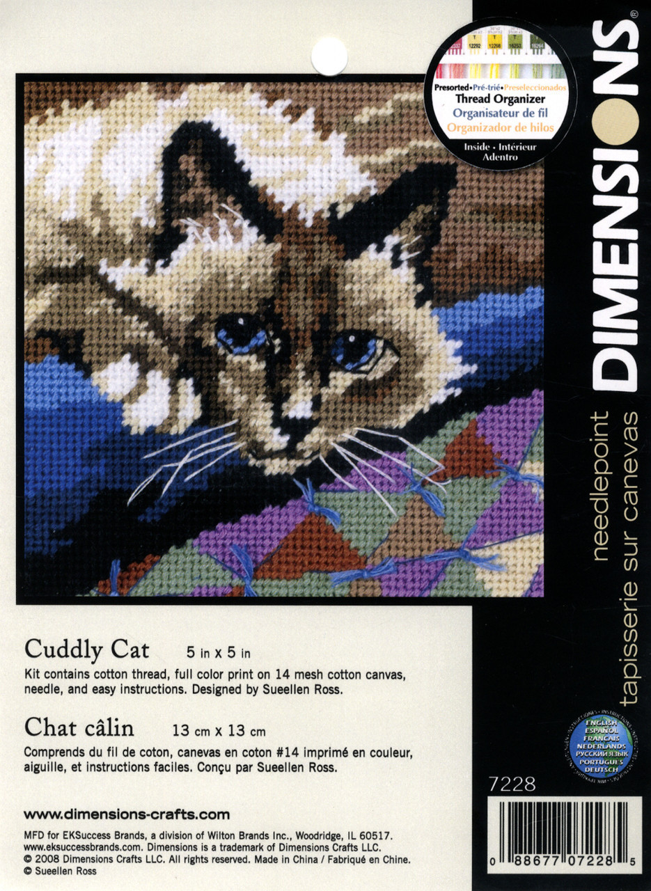Dimensions Minis - Cuddly Cat