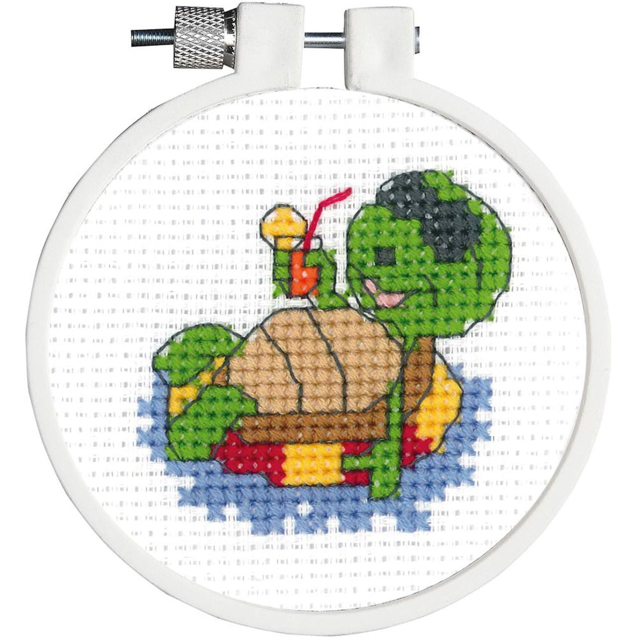 Kid Stitch - Floating Turtle