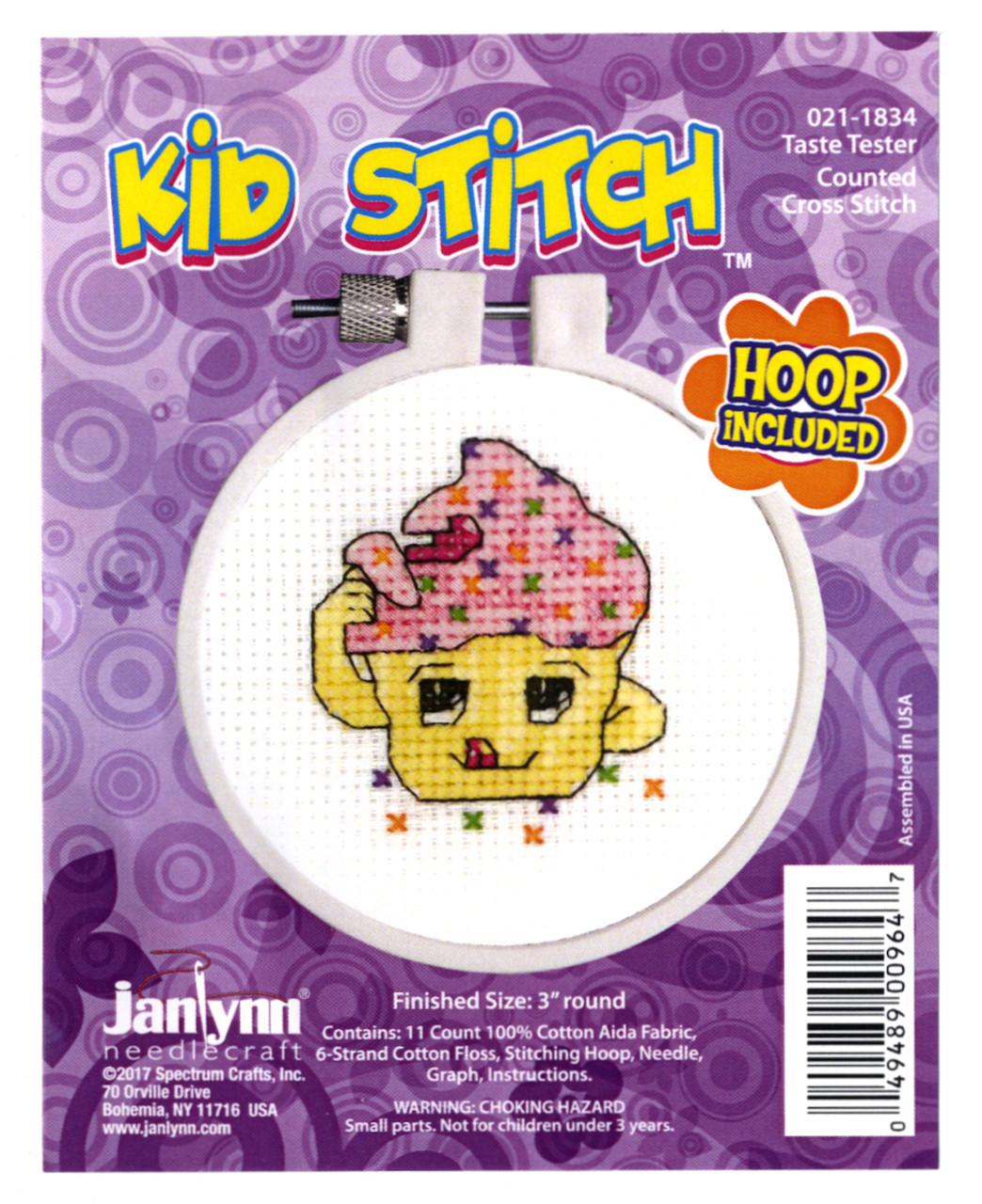 Kid Stitch - Tasty Tester