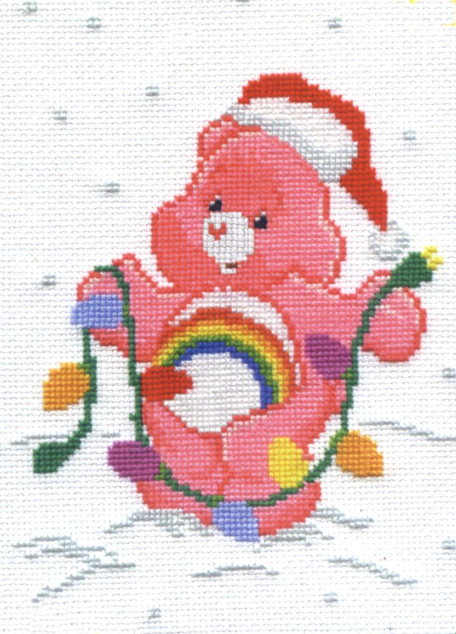 Candamar / Care Bears - Cheer Bear With Tree Lights