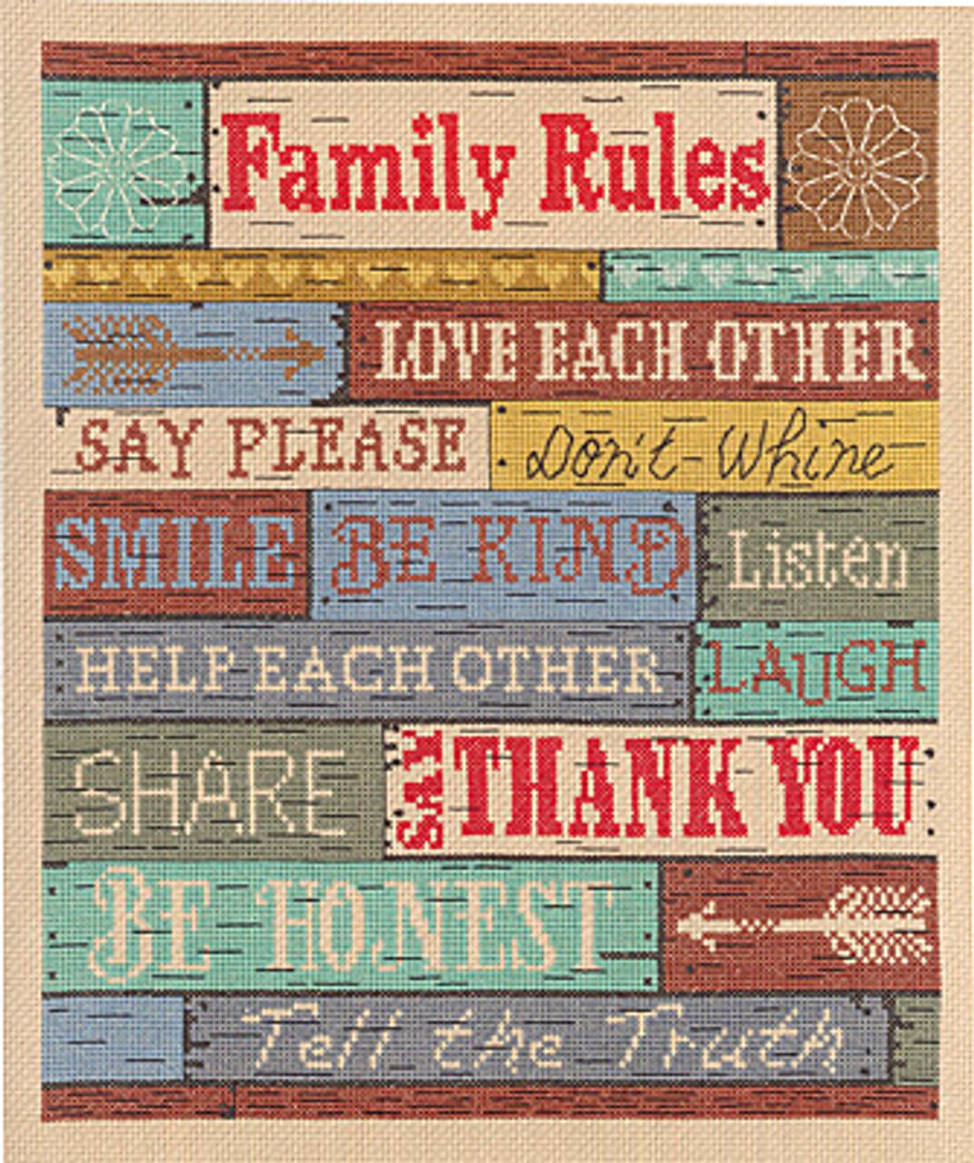 Janlynn - Family Rules