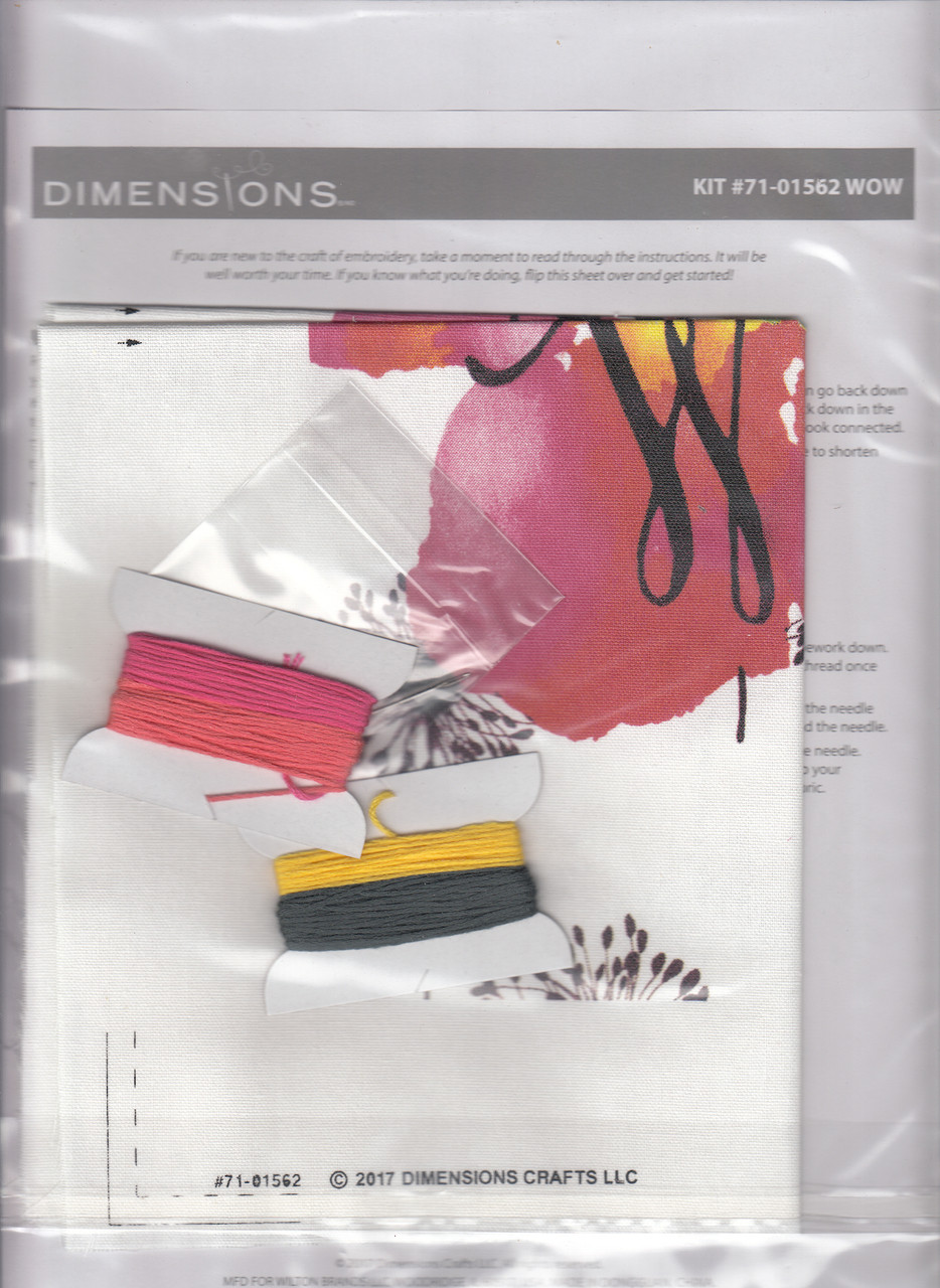 Dimensions - Wow