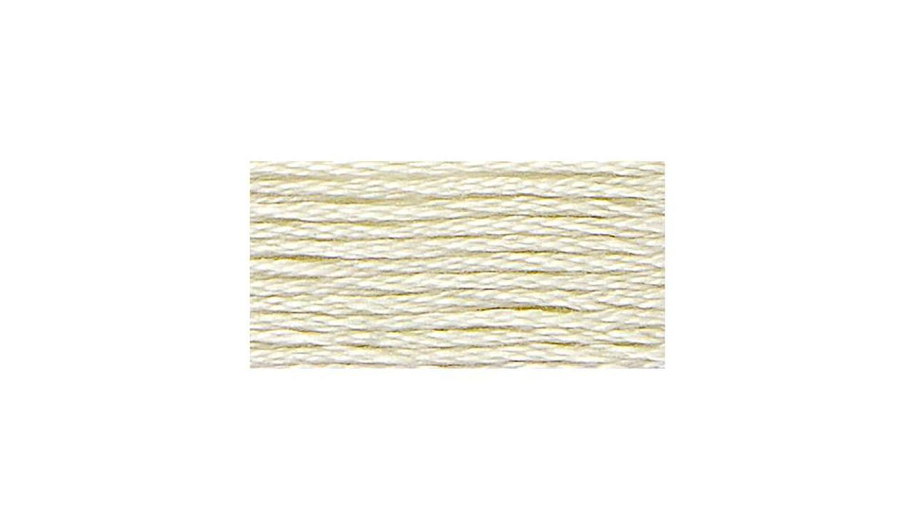 DMC # 10 Very Light Tender Green Floss / Thread