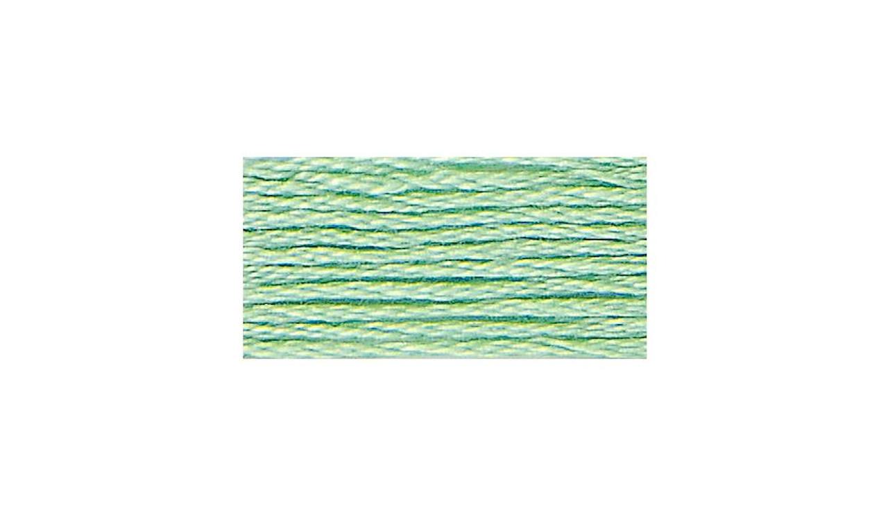 DMC # 13 Medium Light Nile Green Floss / Thread