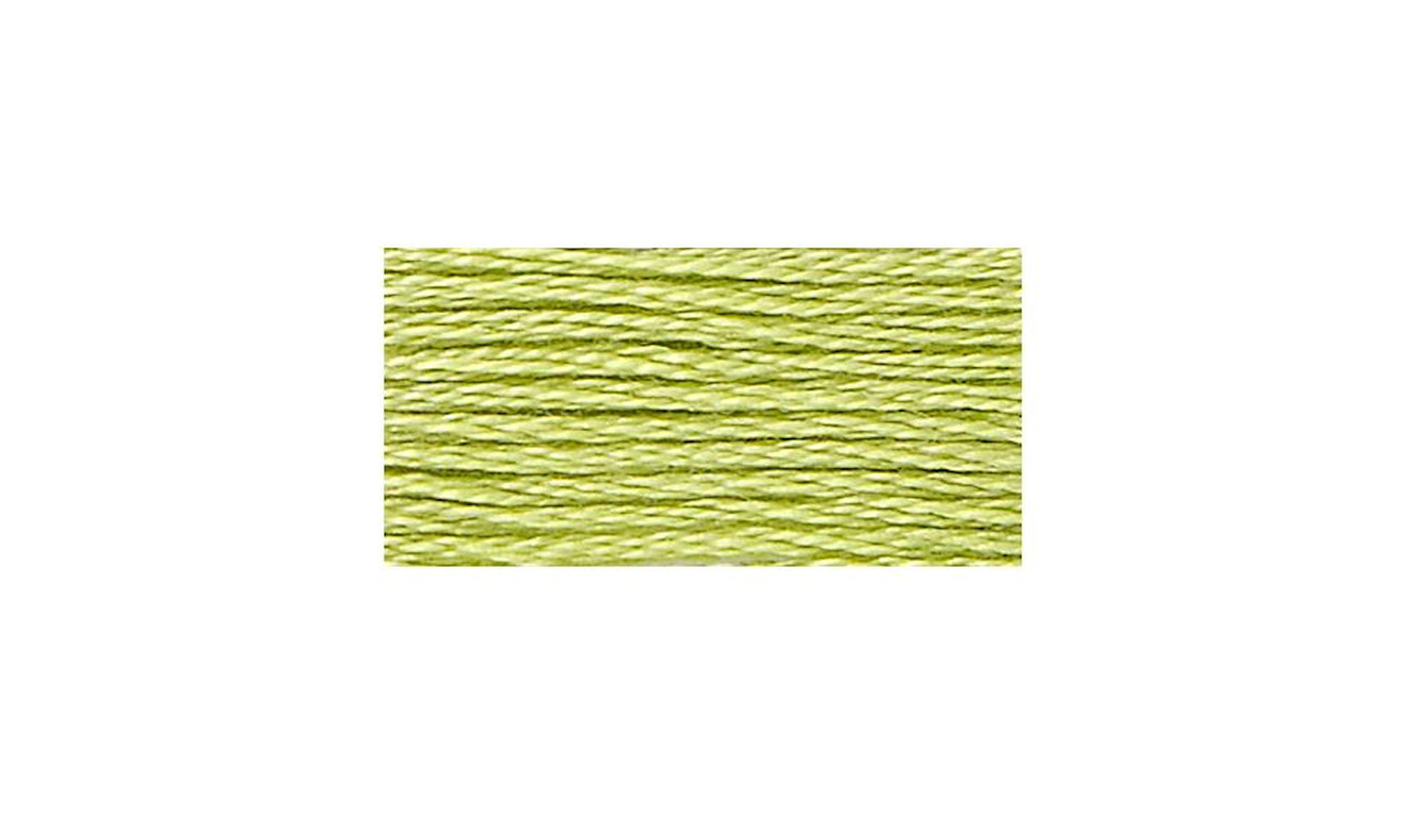 DMC # 16 Light Chartreuse Floss / Thread
