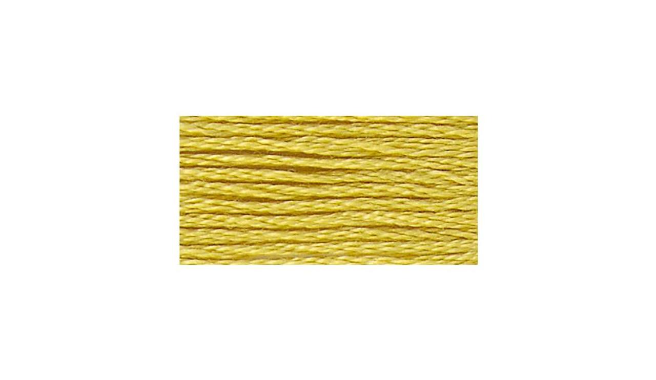 DMC # 18 Yellow Plum Floss / Thread