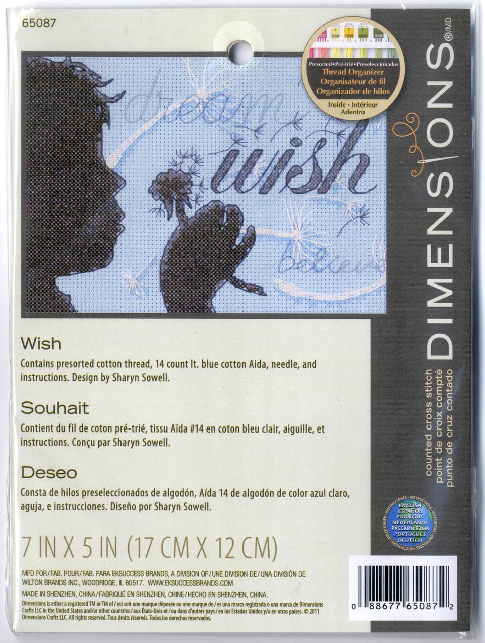 Dimensions Minis - Wish