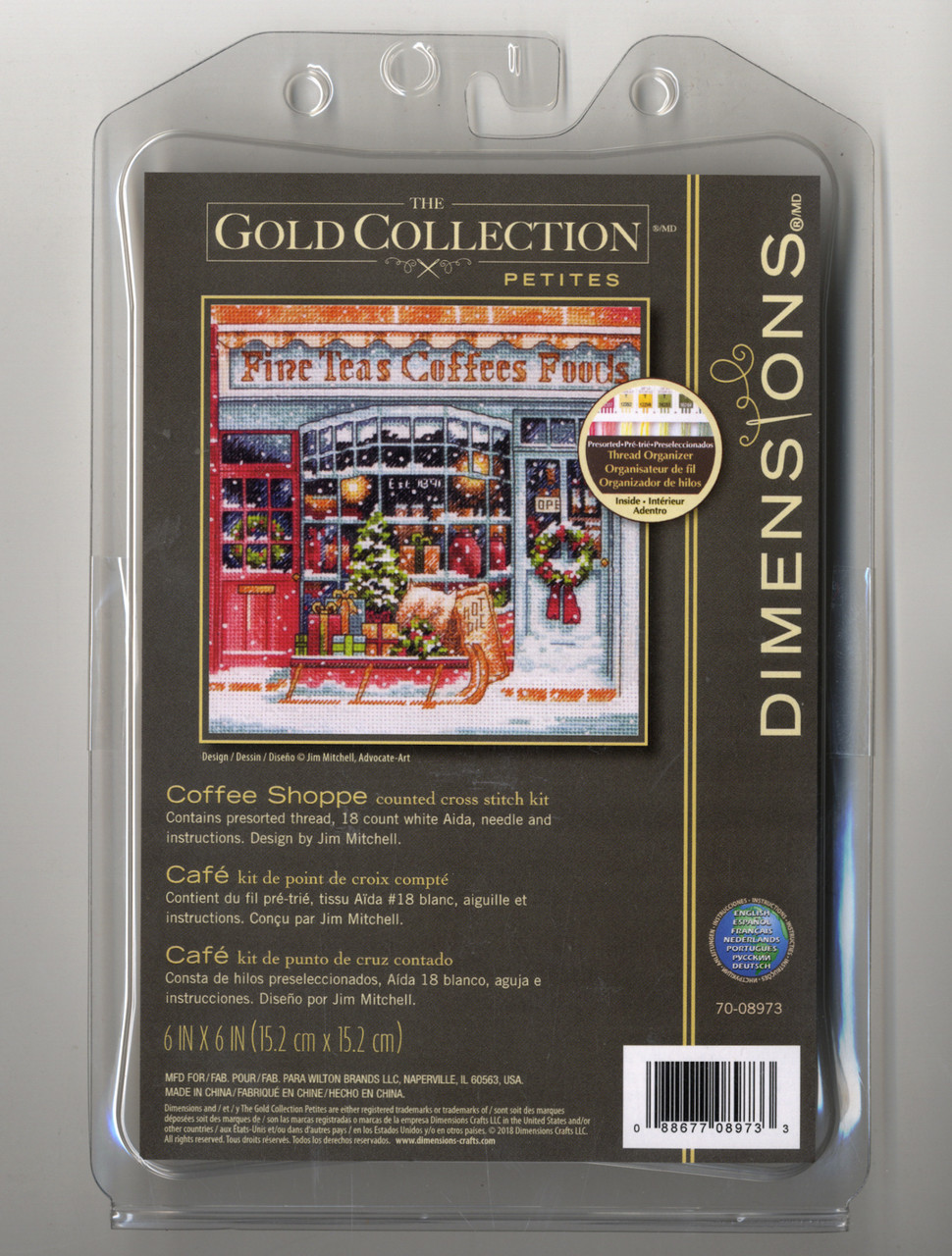 Gold Collection - Coffee Shoppe