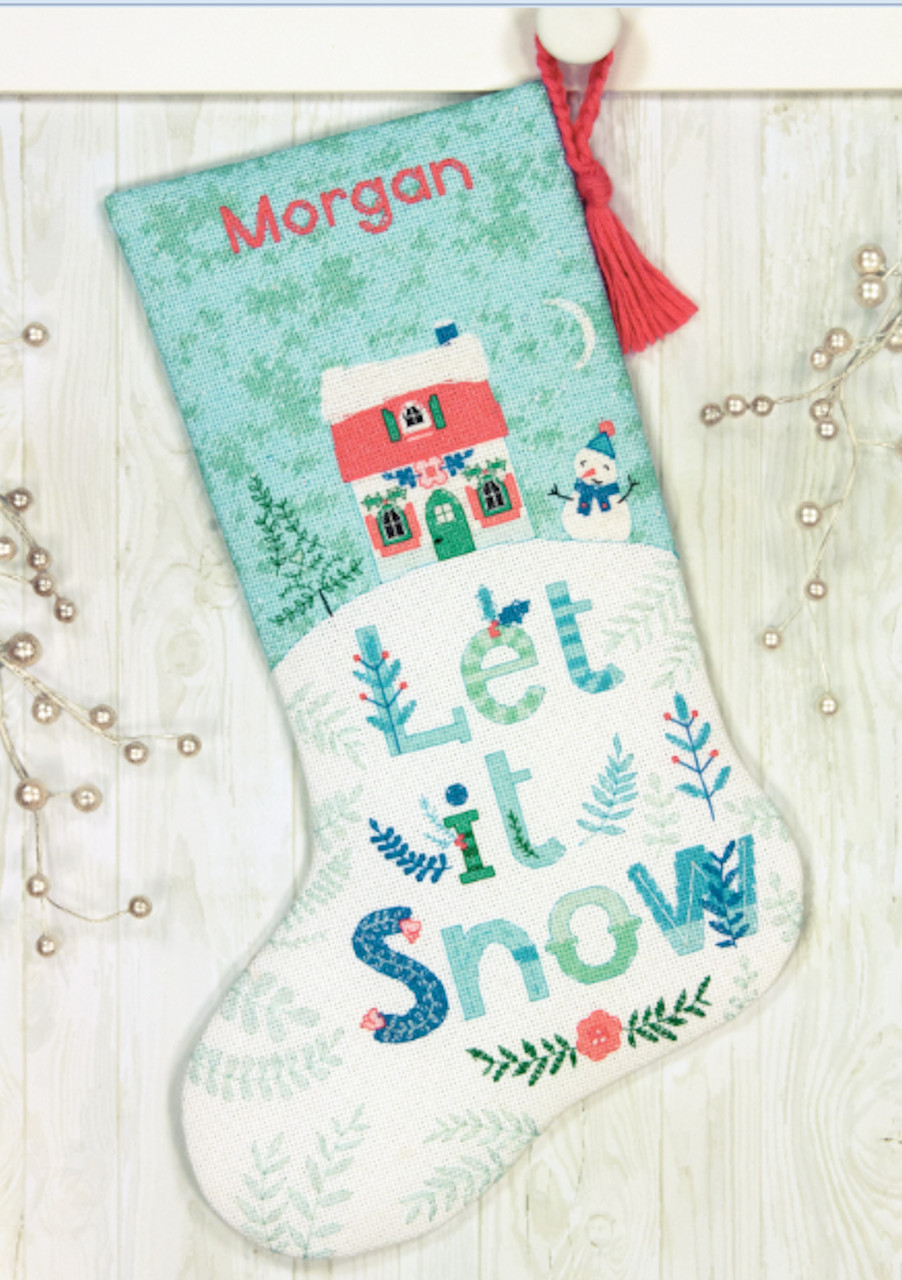 Dimensions -  Holiday Home Stocking