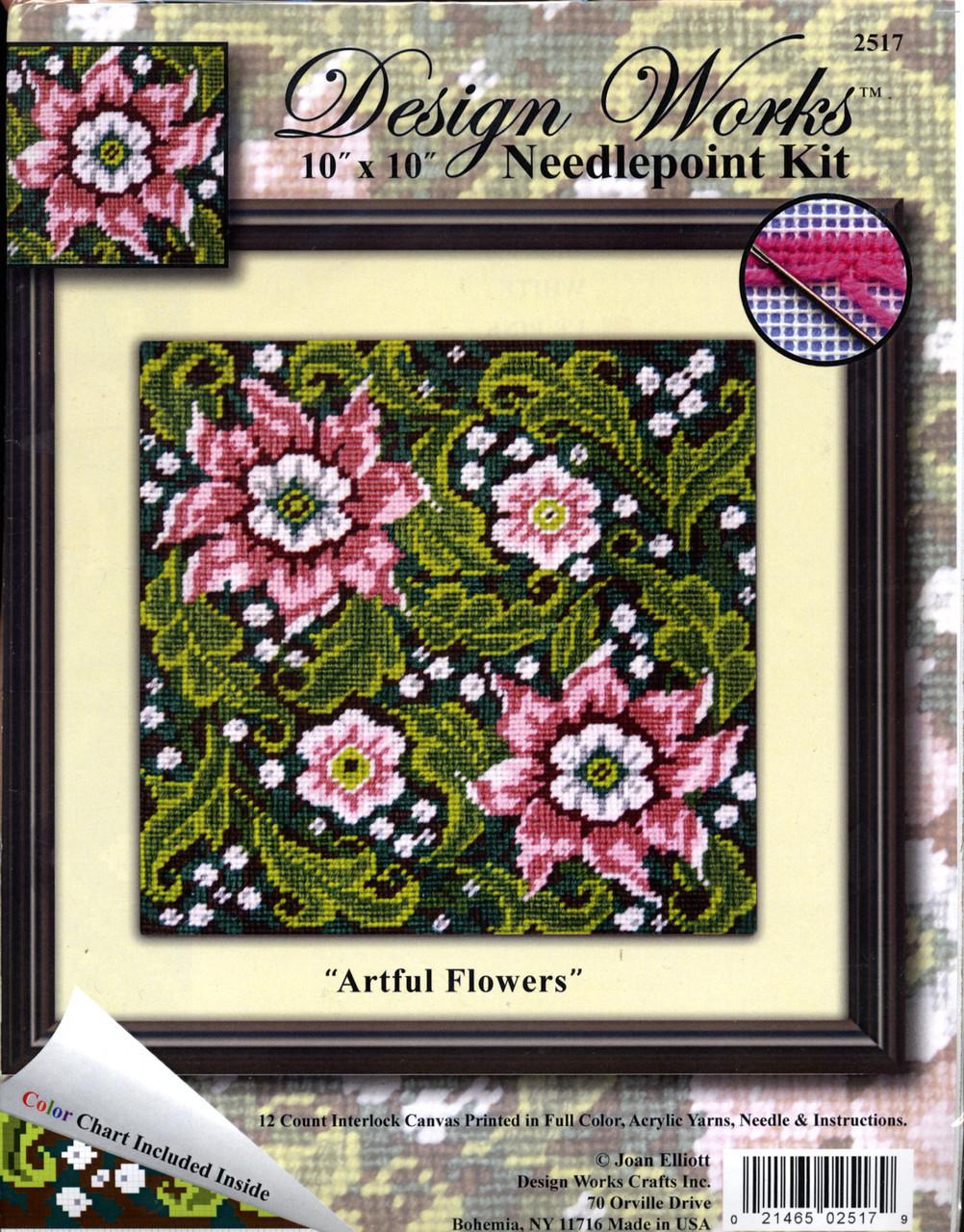 Design Works - Artful Flowers