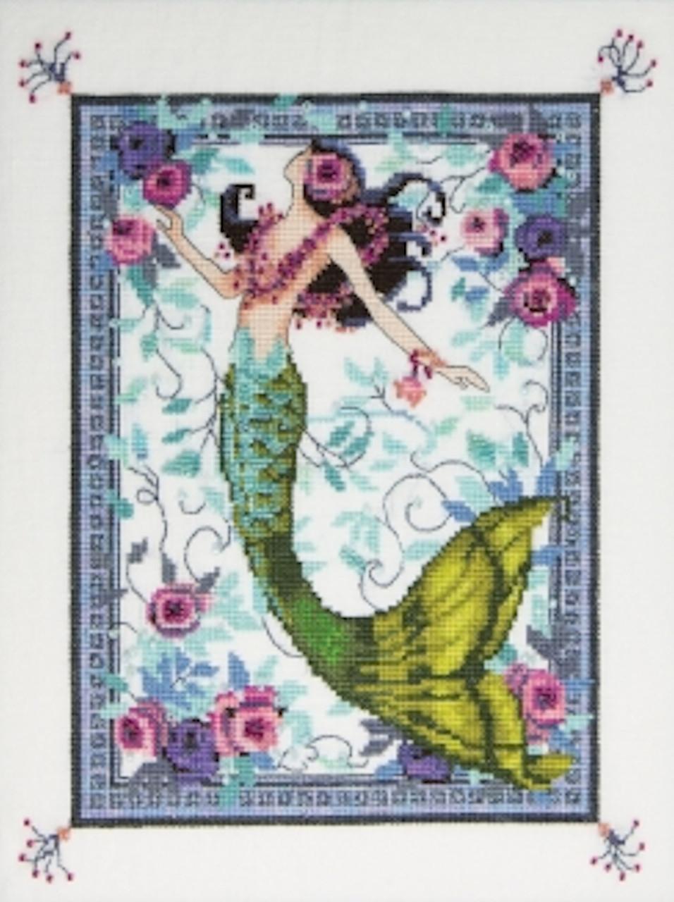 Nora  Corbett - Moonlight Laguna Mermaid