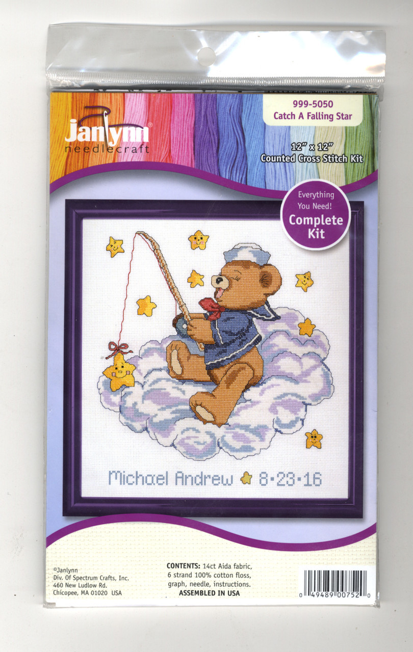 Janlynn - Catch A Falling Star Birth Announcement