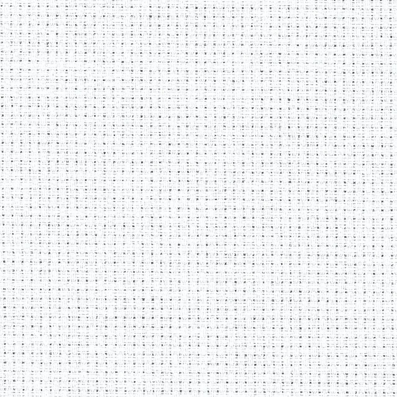 Zweigart - 14ct White Premium Quality Aida 19 x 21 in