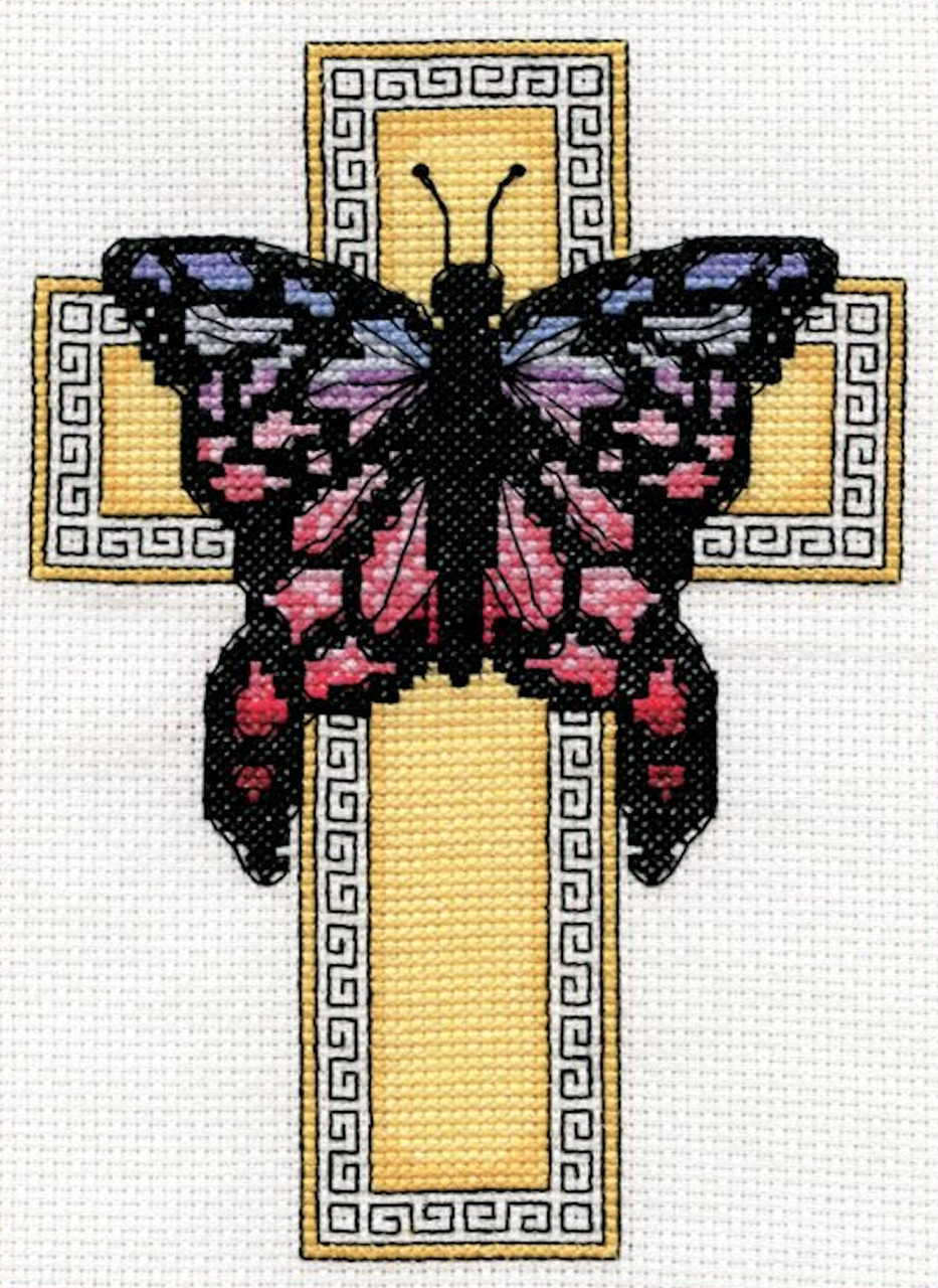 Design Works - Butterfly Cross