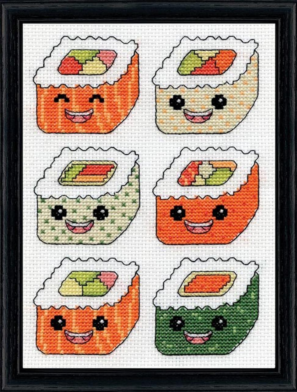 Design Works - Happy Sushi