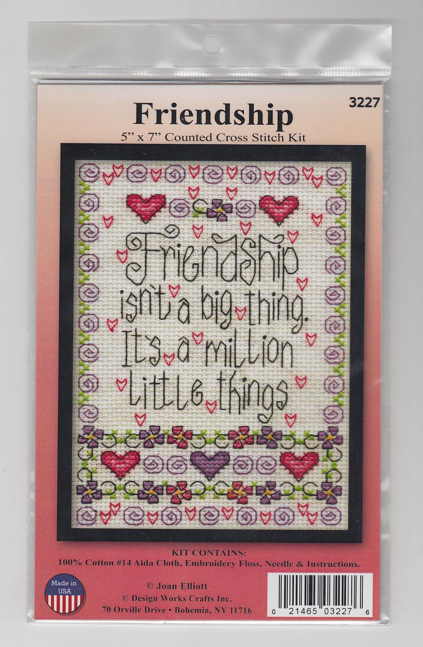 Design Works - Friendship