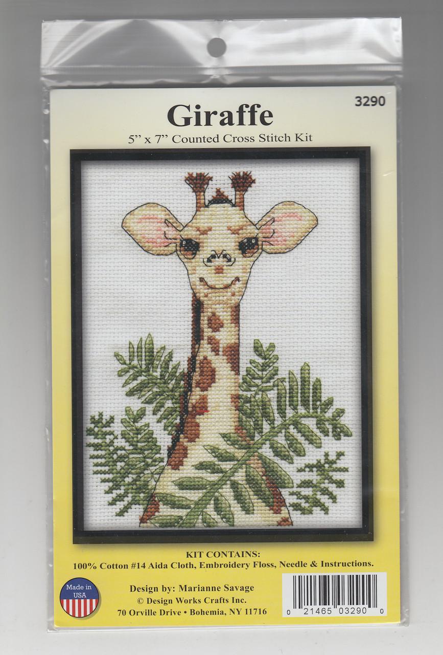 Design Works - Giraffe