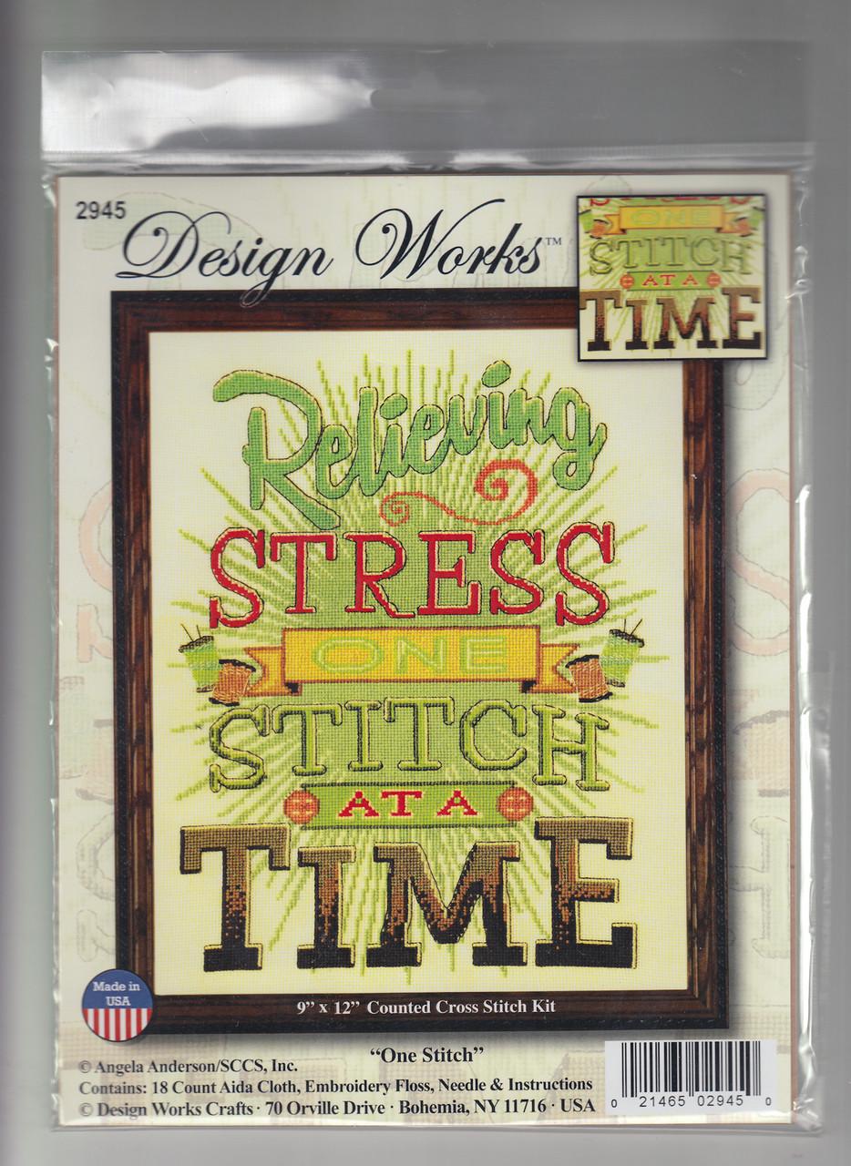 Design Works - One Stitch