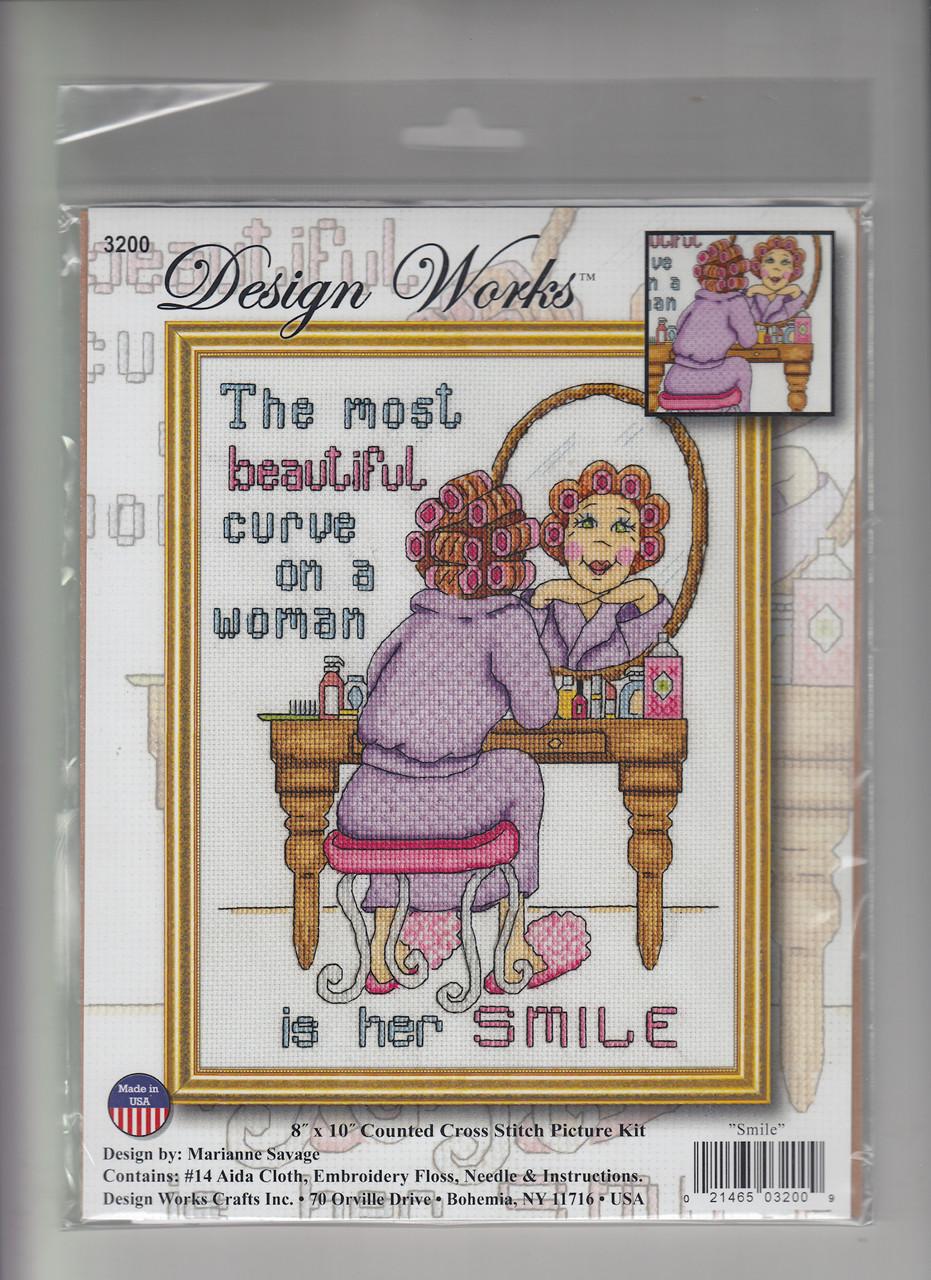Design Works - Smile