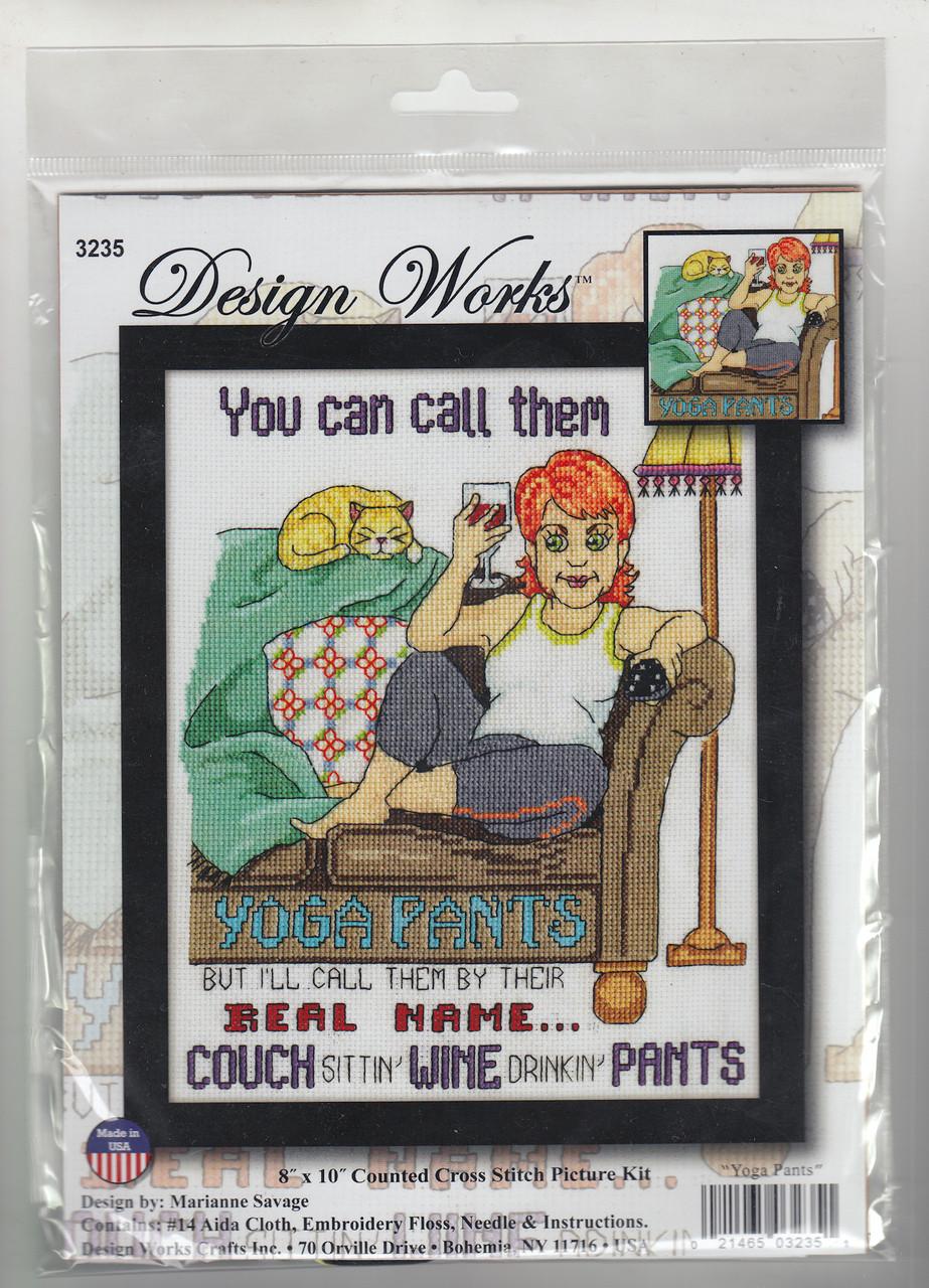 Design Works - Yoga Pants