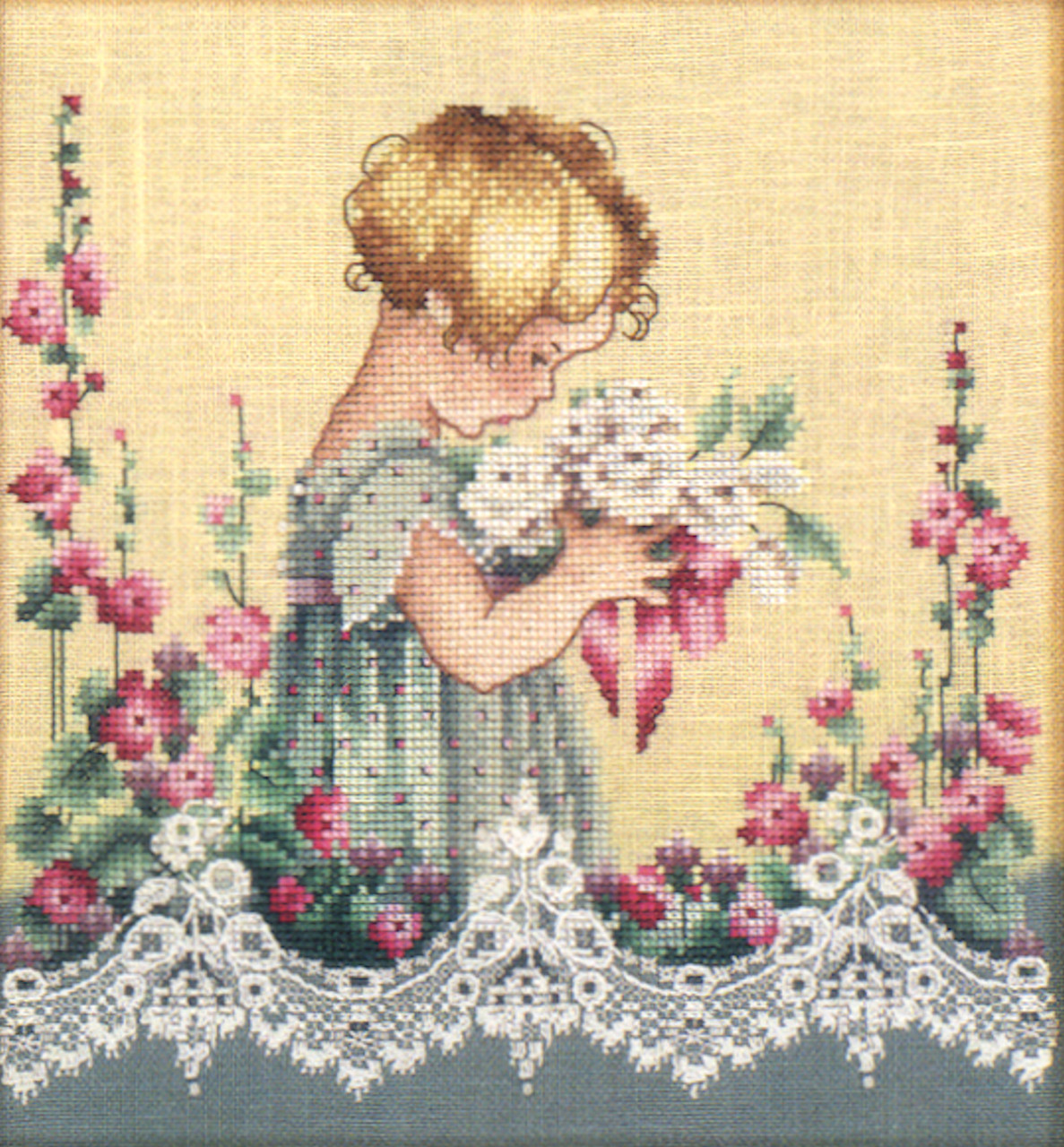 Lavender & Lace - Emma's Garden
