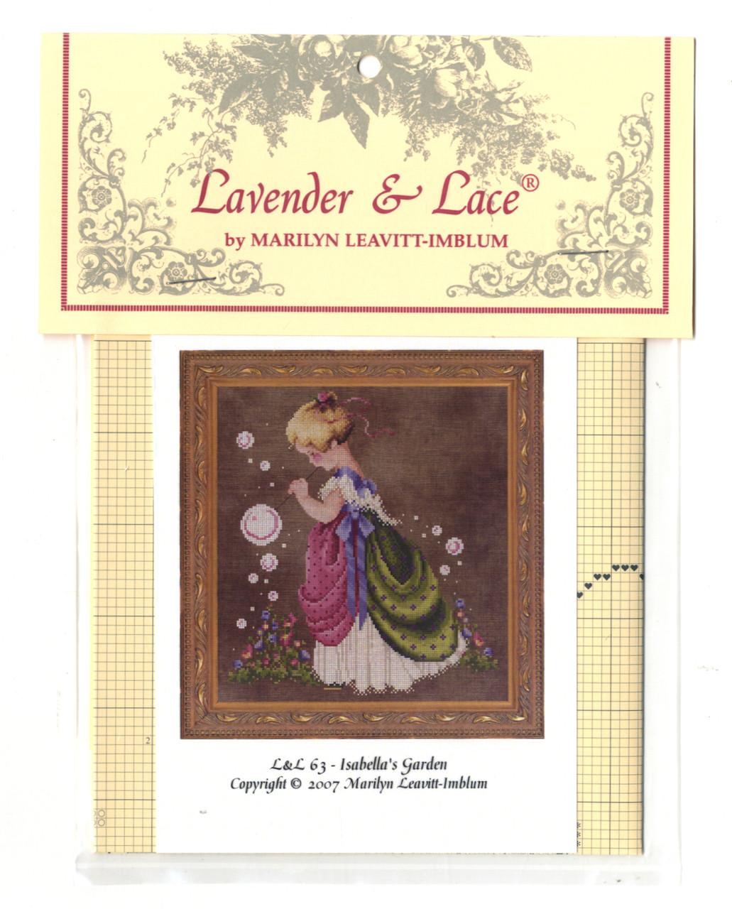 Lavender & Lace - Isabella's Garden